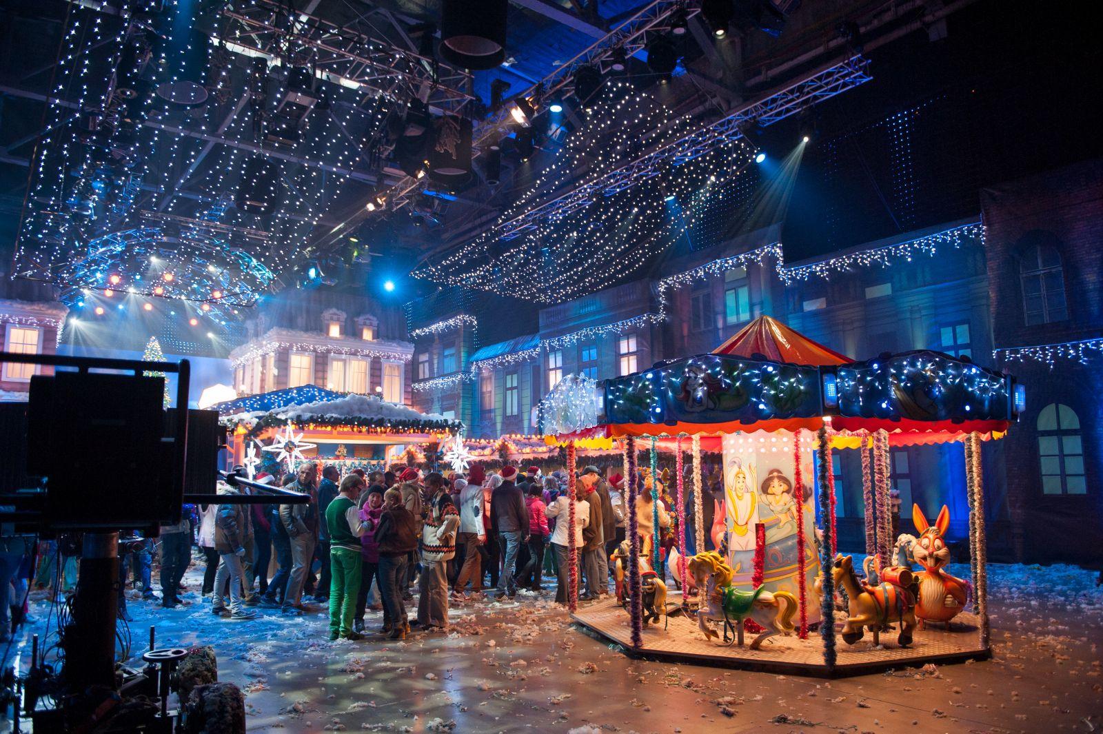 Канал Украина покажет Большой новогодний концерт - фото №1
