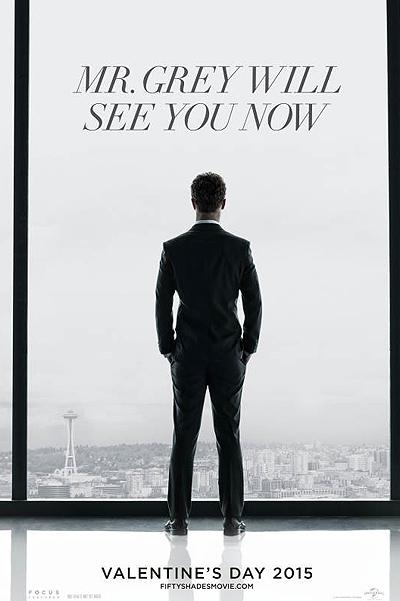 Вышел первый официальный постер фильма Пятьдесят оттенков серого - фото №1