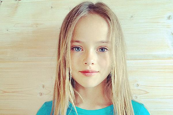Почему самая красивая девочка в мире не дает интервью - фото №1