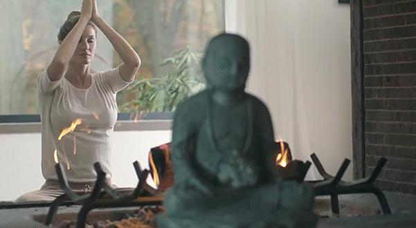 Жизель йога