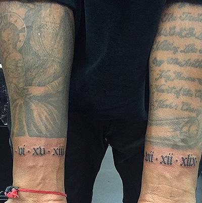 Зачем звезды делают татуировки: чувства напоказ - фото №2