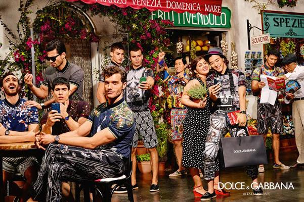 Dolce & Gabbana 2016