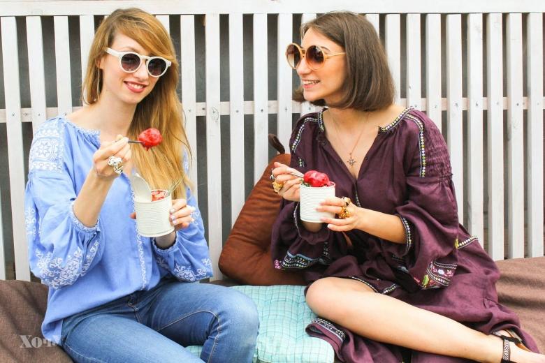 Лето в городе: где в Киеве поесть самое вкусное мороженое