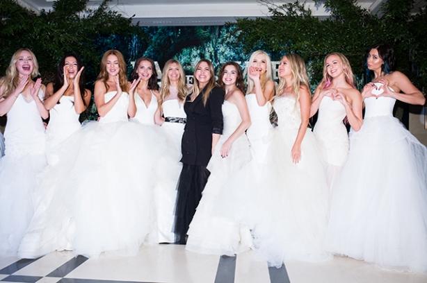 брежнева в свадебном платье