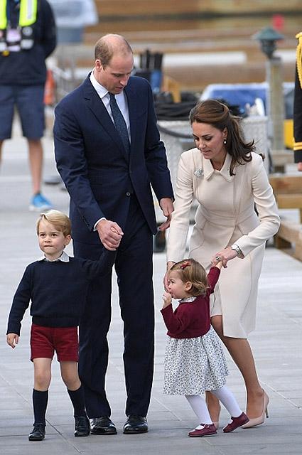 Кейт Миддлтон опасается, что ее дети испортят свадьбу Пиппы Миддлтон - фото №1