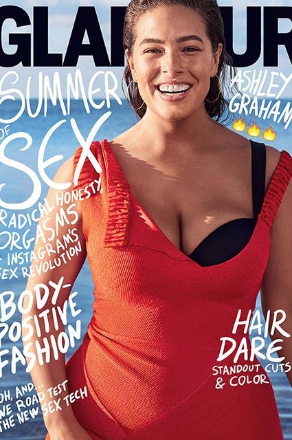 Модель plus-size Эшли Грэм рассказала о том, как ее пытались изнасиловать - фото №2