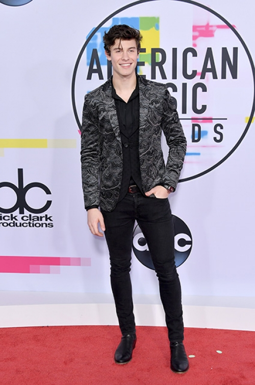 шон мендес American Music Awards 2017