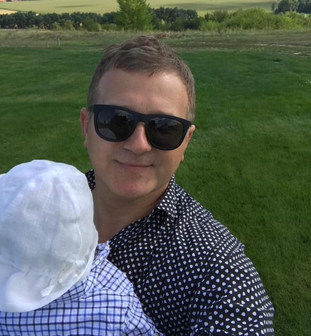 Юрий Горбунов умилил подписчиков в Instagram совместным ФОТО с сыном - фото №1