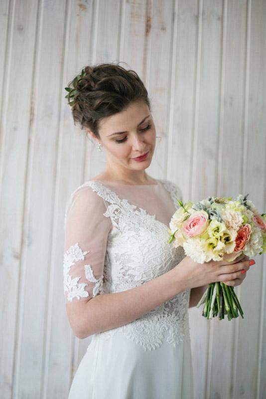 Идеальный образ невесты - фото №21