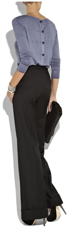 Женские брюки как выбрать