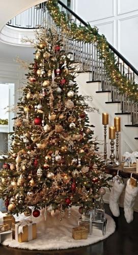 как нарядить елку на новый год