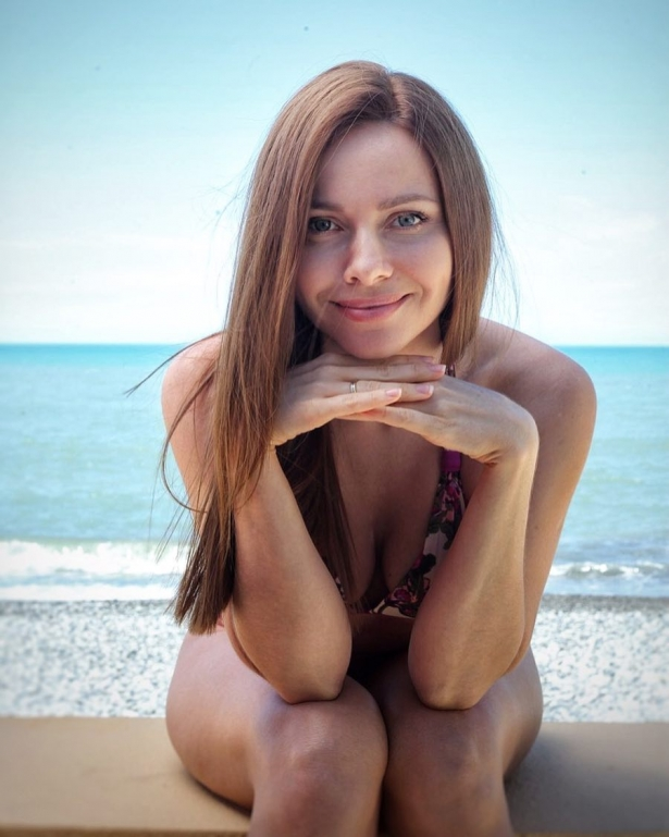 екатерина гусева в бикини фото