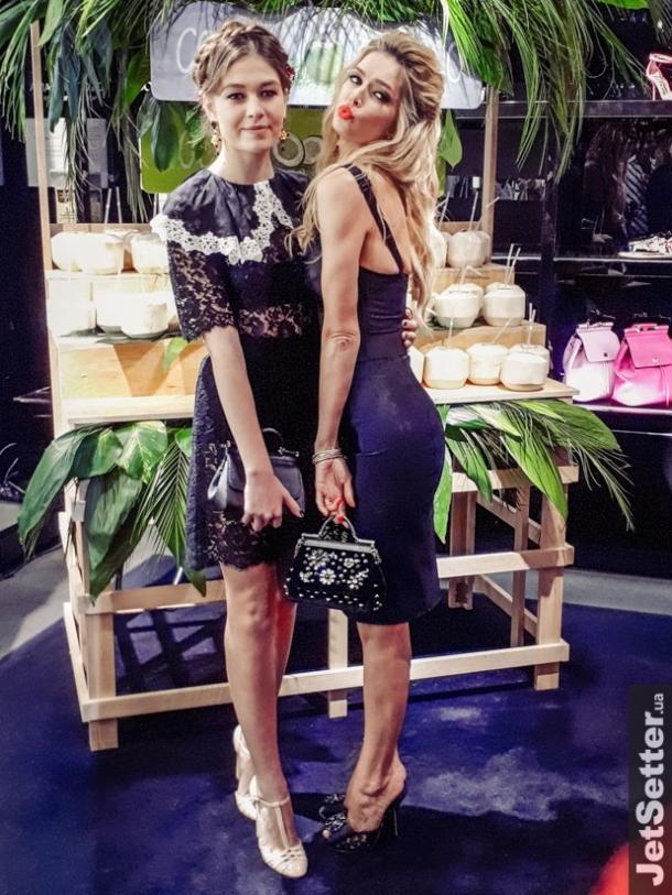 Вера Брежнева и Соня Киперман в образах от Dolce & Gabbana восхитили бомонд (ФОТО) - фото №2