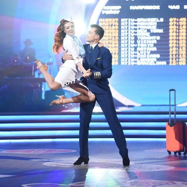 танцы со звездами 2017 кто покинул