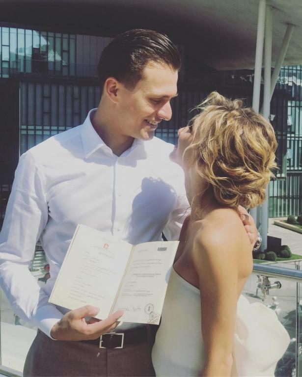 скичко женился