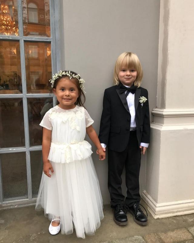 Венчание Яны Рудковской и Евгения Плющенко: как это было (ФОТО+ВИДЕО) - фото №2