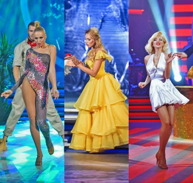 полякова танцы со звездами