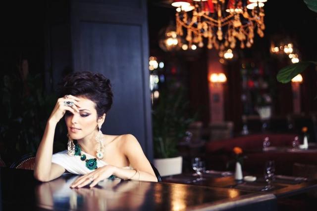 Сати Казанова отпраздновала 35-летие: жених певицы устроил шумную вечеринку (ФОТО) - фото №1