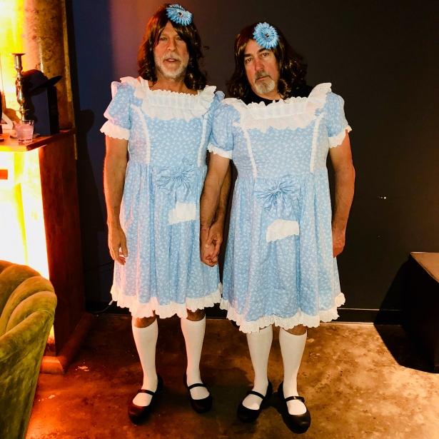 брюс уиллис хэллоуин 2017