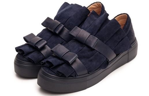 Где одеться в Украине: дизайнерская обувь с подиума L.A.P.T.I., которую может купить каждый