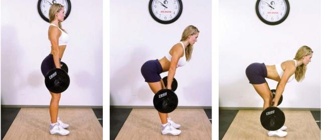 Становая тяга: как правильно делать сложное упражнение (+ВИДЕО) - фото №3