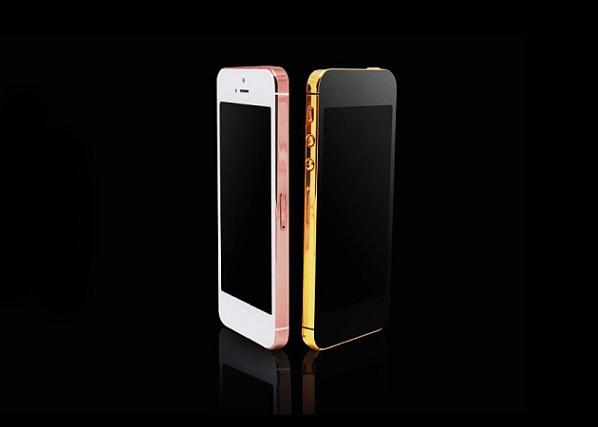 Сколько стоит золотой iPhone? - фото №1