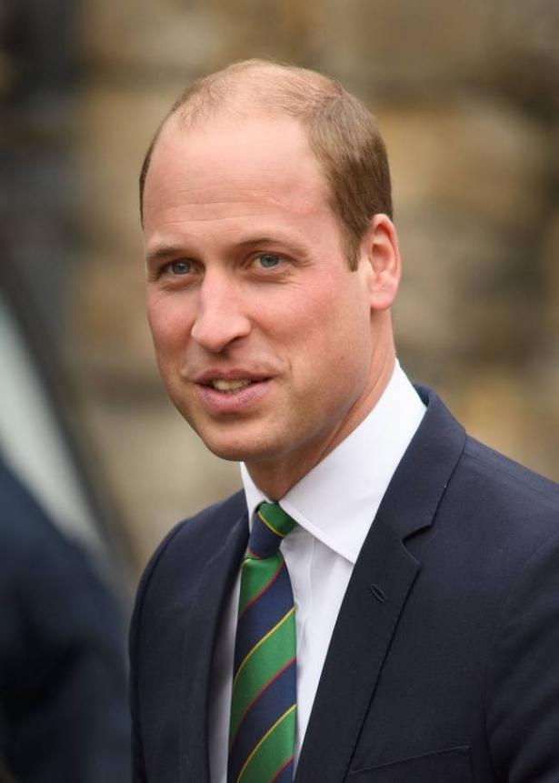 принц уильям лысеет фото
