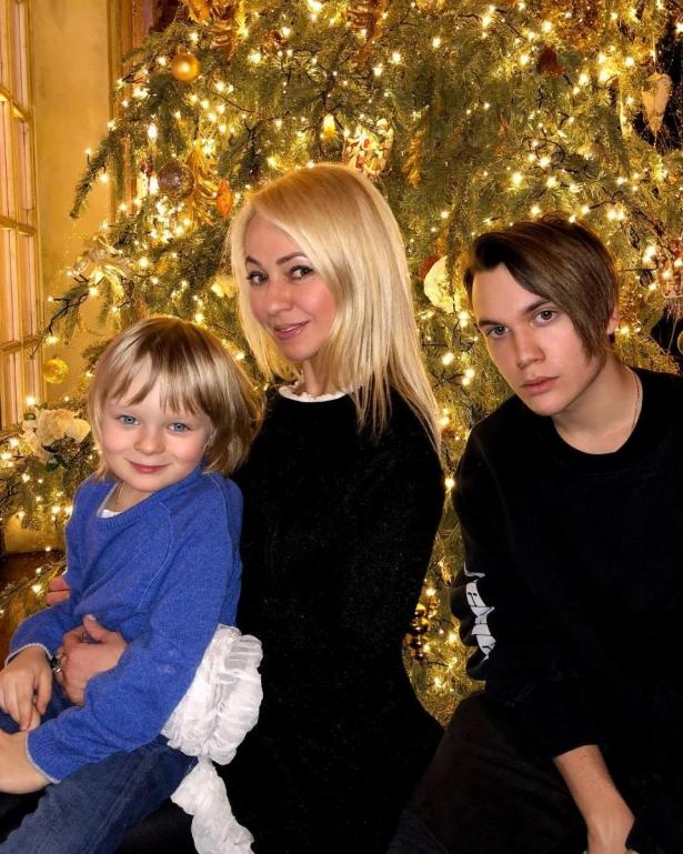 рудковская рождество фото