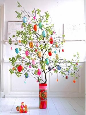 Пасха: как красиво украсить дом к празднику – идеи декора - фото №17