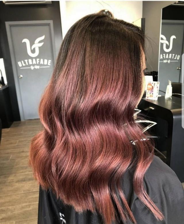 Модный бьюти-тренд: модное окрашивание волос весна 2018 - фото №3