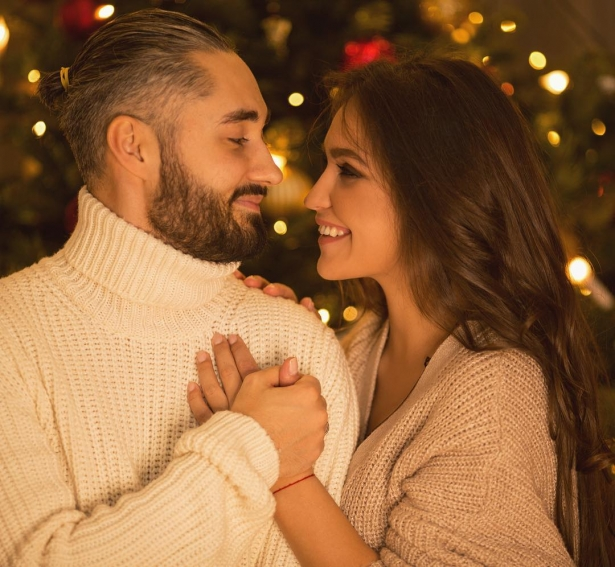 Мот с супругой