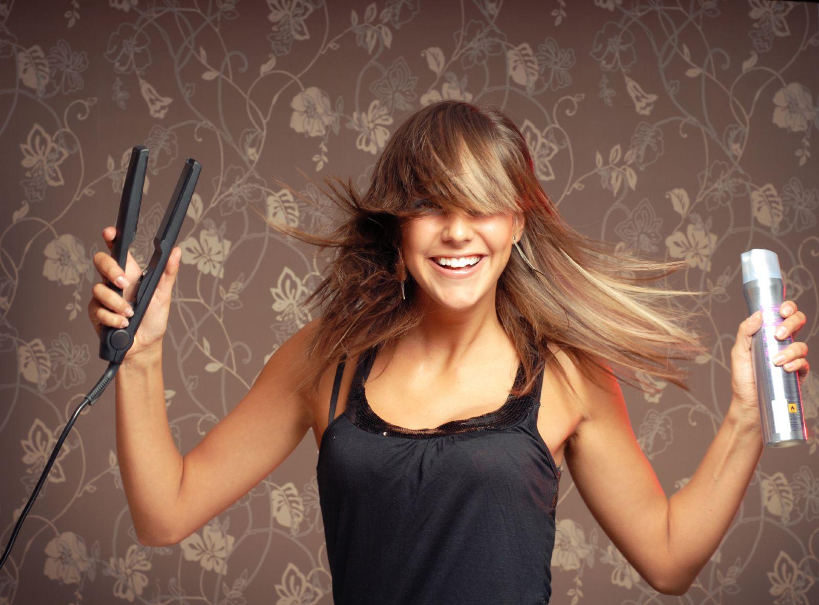 Как правильно выпрямлять волосы - фото №3