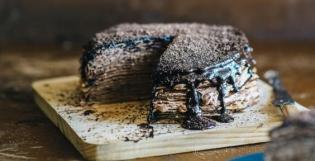 Блюда на Масленицу: рецепты блинных тортов - фото №2