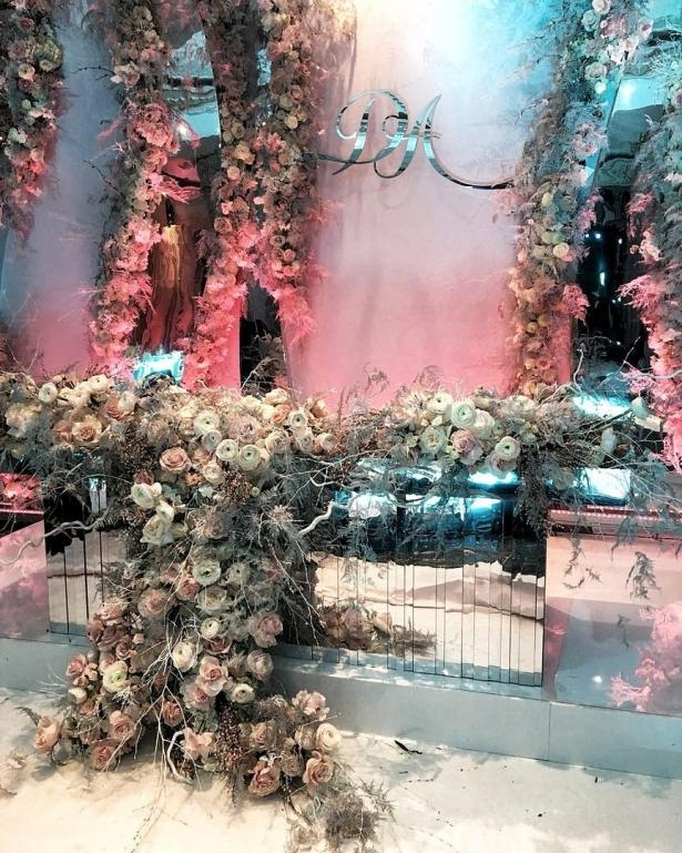 свадьба тарасова и костенко декор