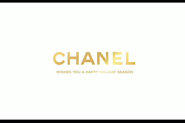 Новогодние поздравления от Модных домов. Видео - фото №4
