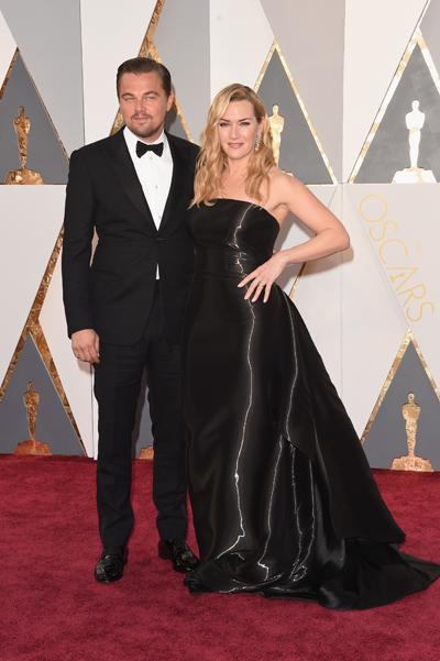 Кейт и Лео 2016 Оскар