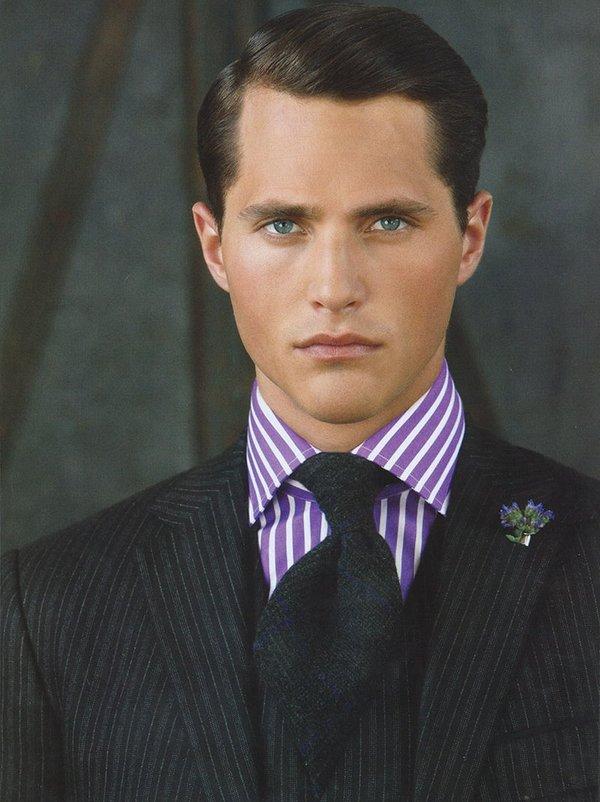 Самые знаменитые мужчины-модели - фото №18