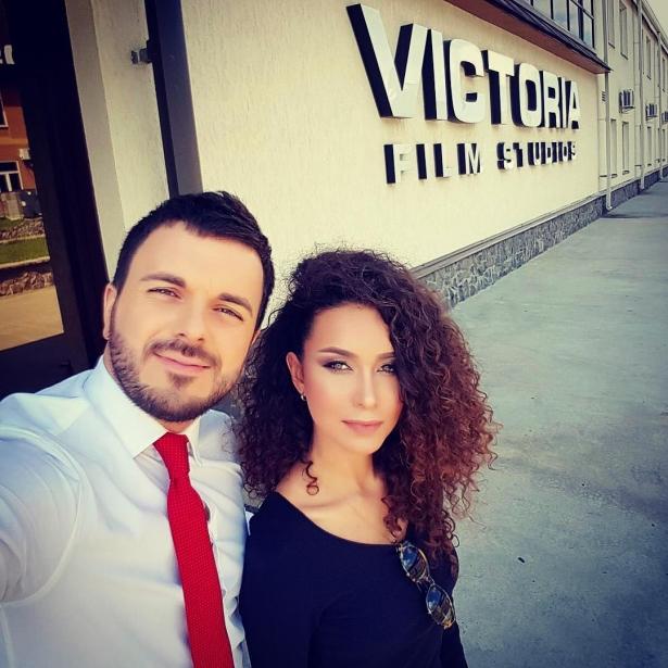 Григорий Решетник и Анетти Жернова