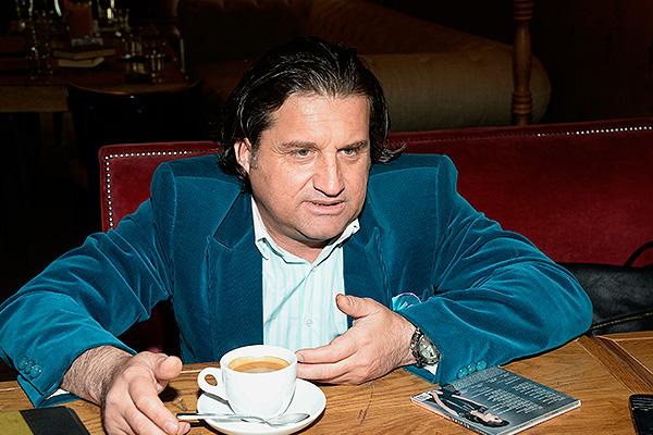 Кушанашвили о Меладзе