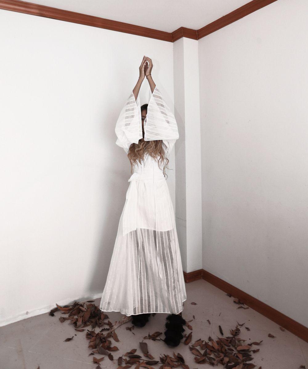 Свадебное платье для Регины Тодоренко. Спецпроект (эскизы+комментарии стилиста) - фото №9