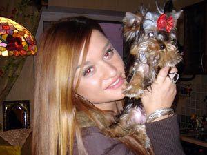 Модные собаки звезд. Фото - фото №3