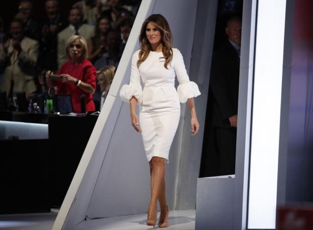 Самая сексуальная первая леди: что нам известно про жену нового президента США Дональда Трампа - фото №7