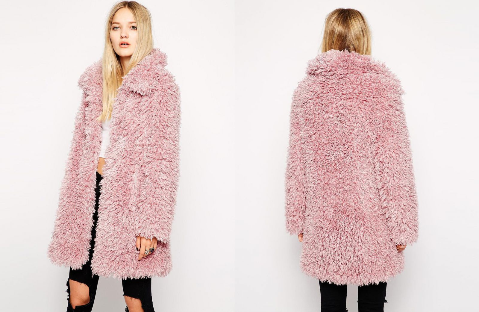 Куртка из овчины Gucci - фото №2