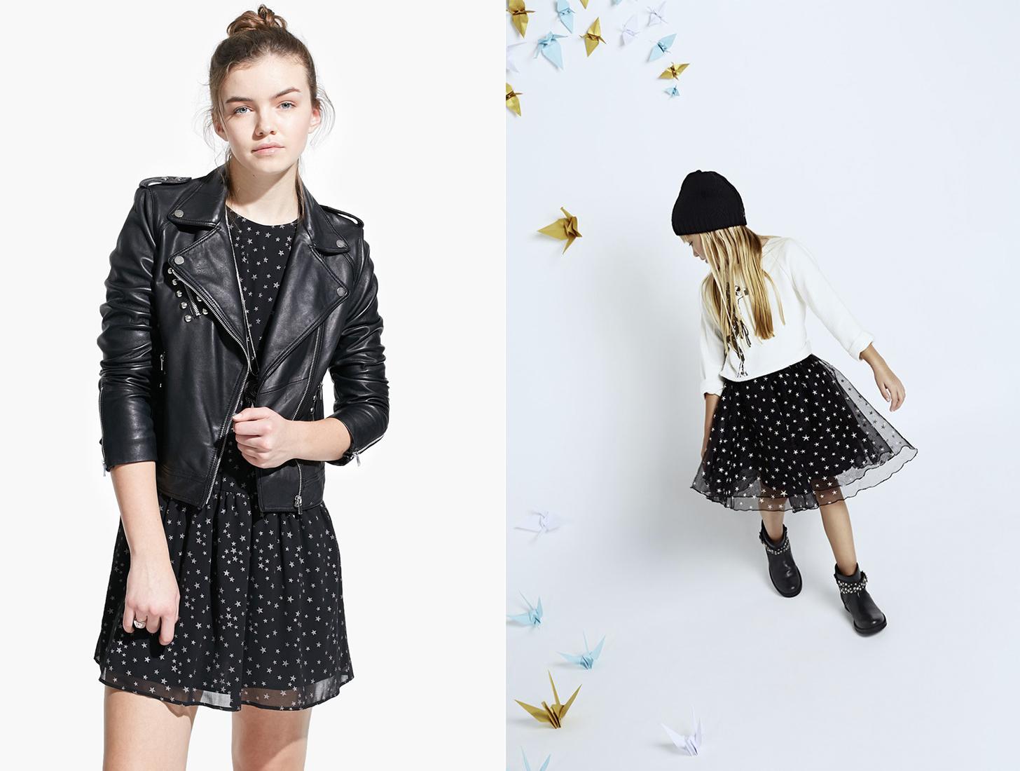 Как одеться маме с дочкой - фото №5