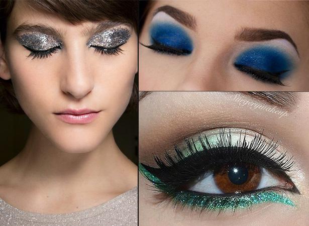 Как выбрать макияж на Новый год: 3 варианта для разных ситуаций - фото №3