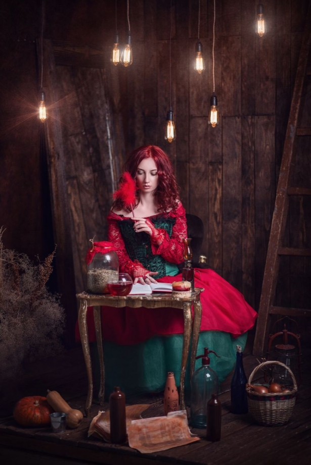 Інтерв'ю з письменницею Боісідою: як русалка написала книгу, в яку запросила слов'янських та скандинавських персонажів - фото №2