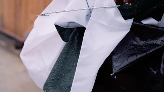 Обеспечьте себе хорошее настроение, когда идёт дождь: выбираем прочный зонт - фото №2