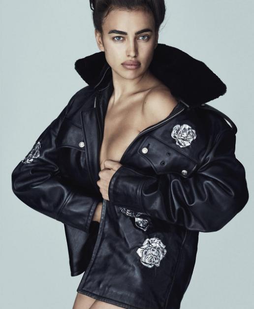 Стильная и дерзкая Ирина Шейк украсила обложку Vogue, вновь восхитив шикарной фигурой (ФОТО) - фото №2