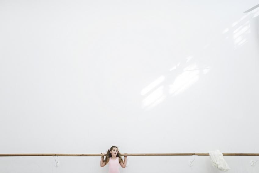 девочка балерина танцы