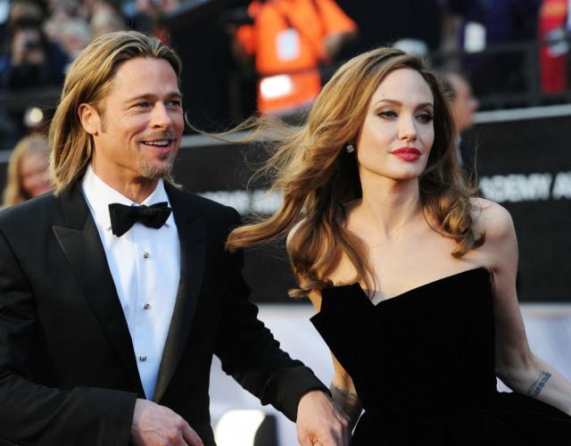 Любовь не закончена: Анджелина Джоли зла из-за новой дружбы Брэда Питта - фото №2